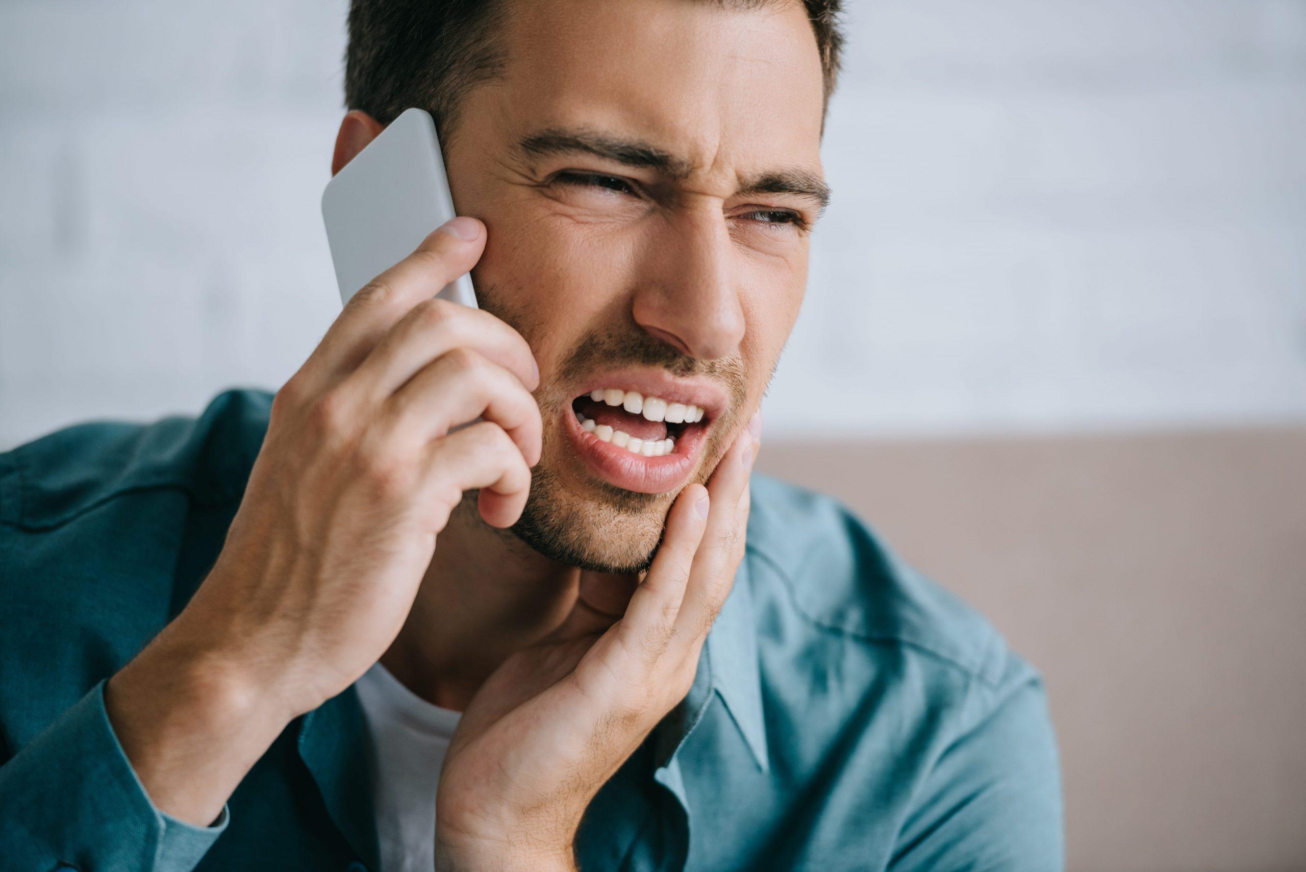 CBD öl gegen Zahnschmerzen