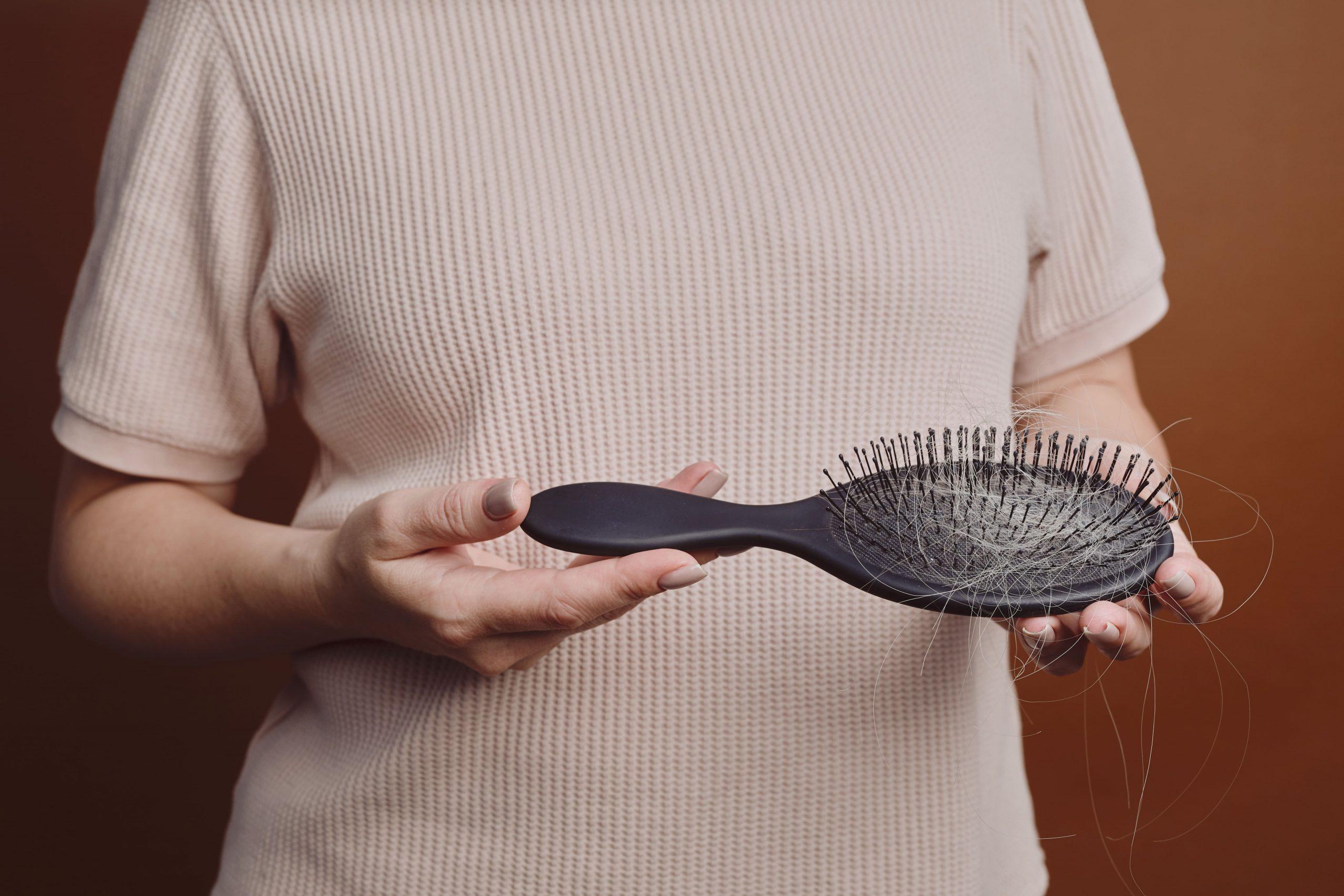 CBD gegen Haarausfall